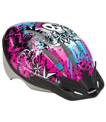 Mongoose Razor Kid's Microshell Helmet, Model MG76424-2