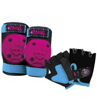 Bell Monster High Pad and Glove Set