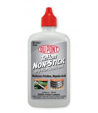 DuPont Teflon Non-Stick Dry-Film Lubricant Squeeze Bottle, 4 Oz.