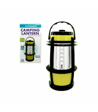 bulk buys 20-LED Light Lantern
