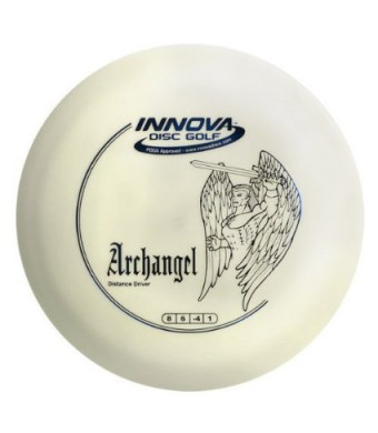 Innova - Champion Discs DX Archangel Golf Disc, 165-169gm (Colors may vary)