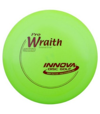 Innova - Champion Discs Pro Wraith Golf Disc, 170-172gm (Colors may vary)