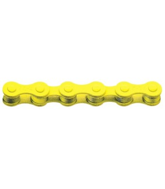 State Bicycle KMC Chain, Yellow