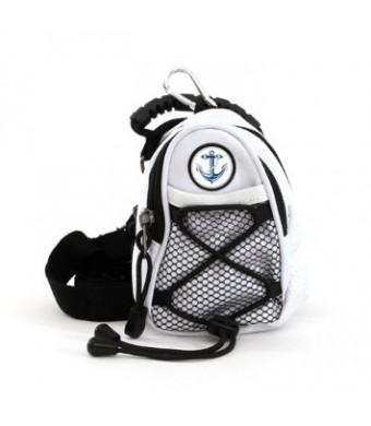 CMC Golf Anchor Mini Daypack, White