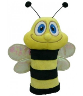 Daphne's Headcovers Bee Hybrid Golf Club Headcover