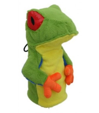 Daphne's Headcovers Frog Hybrid Golf Club Headcover