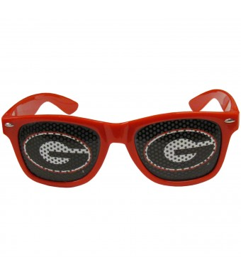 NCAA Game Day College Retro Team Logo Sunglasses - Choose Team!