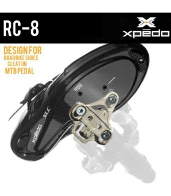 Wellgo Cycling Shimano SPD Shoes Adapter Cleats (Pair)
