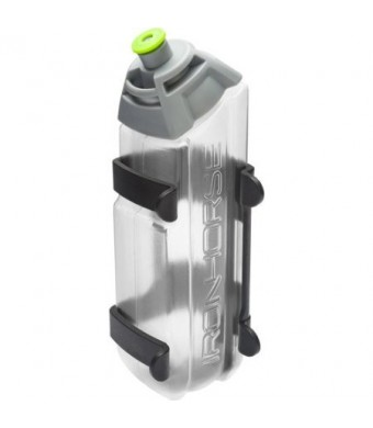 IronHorse Side Entry Water Bottle with Cage