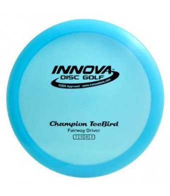 Innova Disc Golf I-Dye Champion TeeBird Golf Disc, 170-172gm (Colors may vary)