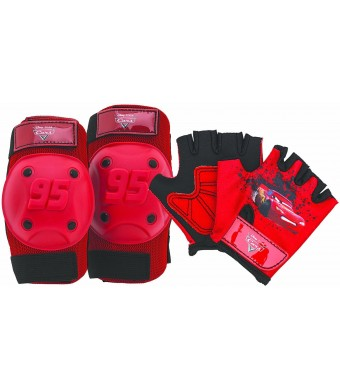 Bell Cars Pads and Gloves Protective Gear