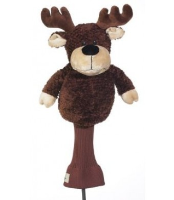 Creative Covers for Golf Murphy the Moose Golf Club Head Cover
