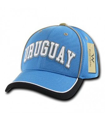 W Republic The Tournament Uruguay Jersey Cap