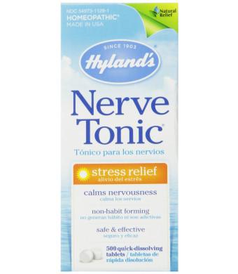 Hyland's Nerve Tonic, 500 Tablets
