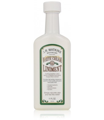 Watkins White Cream Liniment - 11 fl oz