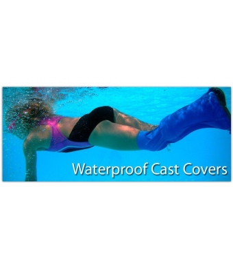 DryPro Waterproof Cast Cover - Large Half Leg (HL-15)
