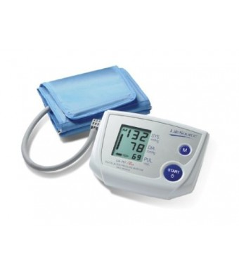 LifeSource UA-767PV One Step Auto Inflate Blood Pressure Monitor with Medium Cuff