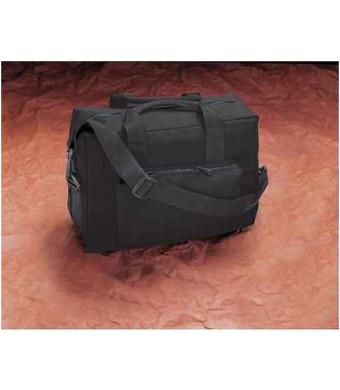 American Diagnostic Corporation 1024 Nylon Medical Bag in Black