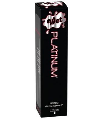 Wet Platinum Premium Lubricate , 8.9-Ounce Bottle