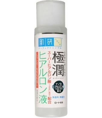 Rohto Hadalabo Gokujyn Hyaluronic Acid Lotion (Moist) - 170ml