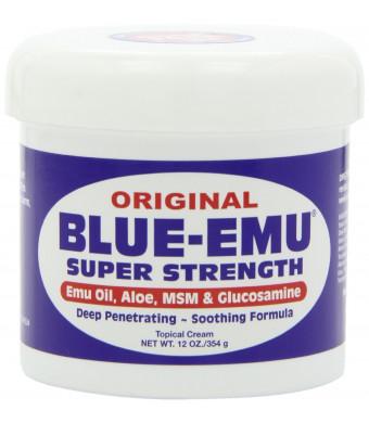 Blue Emu Original Analgesic Cream, 12 Ounce