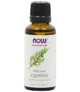 NOW Foods Cypress Oil, 1-Fluid Ounce