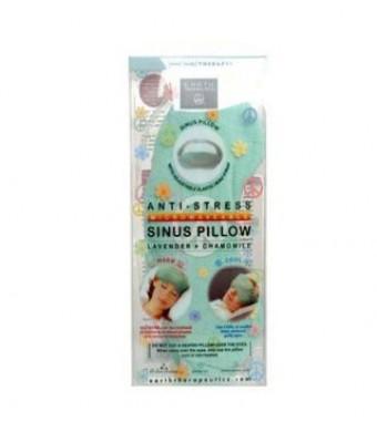 Earth Therapeutics Mind/Body Therapy Anti-Stress Sinus Pillow
