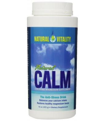 Natural Calm original, 16 Ounce