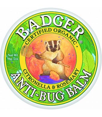 Badger Balm Anti-Bug Balm - 2 oz