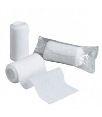 """First Aid Only 4""""  x 4.1 yds. Sterile Conforming Gauze Roll Bandage, 12-Count Bags"""