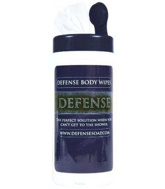 Defense Soap Wipes 40 Pack