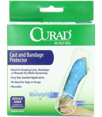 Curad Cast Protector Adult Arm, 2 Count
