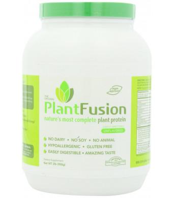 PlantFusion Diet Supplement, Natural Unflavored, 2 Pound
