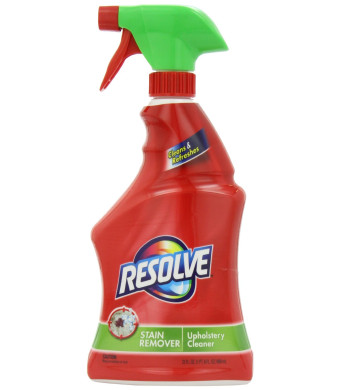 Resolve Carpet Multi-fabric Cleaner, 22 Ounce