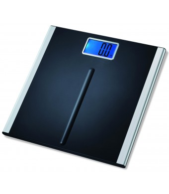 "EatSmart Precision Premium Digital Bathroom Scale with 3.5"" LCD and""Step-On"" Technology"