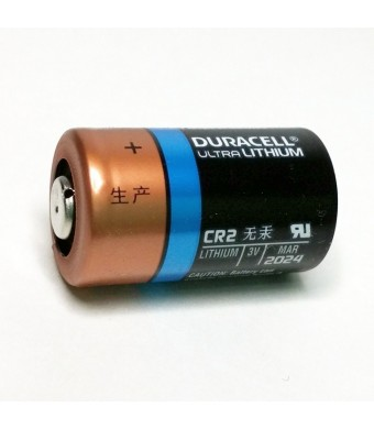 Duracell Cr2 Ultra Lithium Photo Battery 3V DL-CR2 6 Pack
