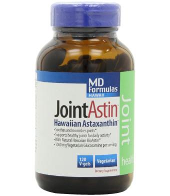 Nutrex Hawaii MD Formulas JointAstin, 120-v-gels Bottle