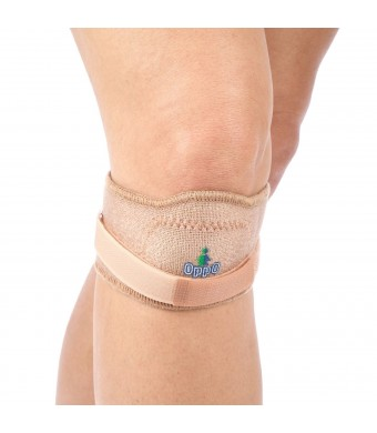 Jumper's Patellar Tendon Strap with Silicone Pad