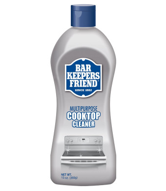 Bar Keepers Friend Cooktop Cleaner 13-Ounce Bottle