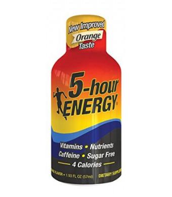 5 Hour Energy, Orange, 12 Count