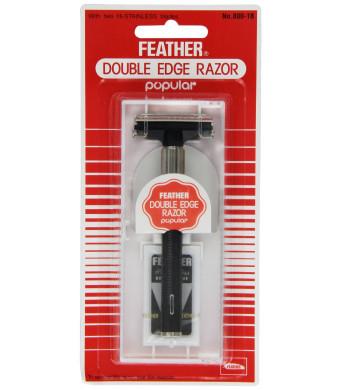 Feather Double Edge Shaving Razor