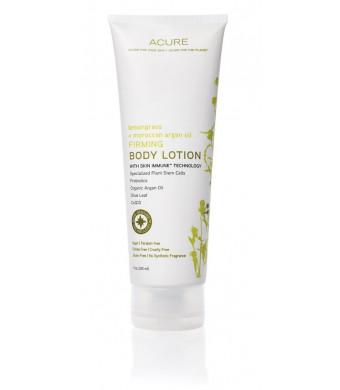 Acure Organics Lemongrass + Moroccan Argan Oil Firming Body Lotion - 8 oz.