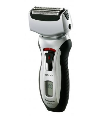 Panasonic ES-RT51-S 3 Blade Electric Razor Wet/Dry with Flexible Pivoting Head for Men