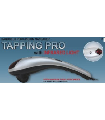 Handheld Percussion Massager Tapping Pro with Infrared Light