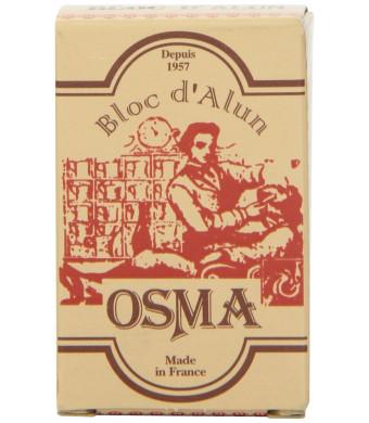 Bloc Osma Alum Block, 2.65 Ounce