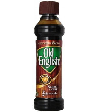 Old English - Scratch Cover For Dark Wood 8 Ounce