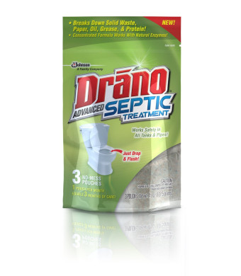Advanced Septic Treatment, 3 Count