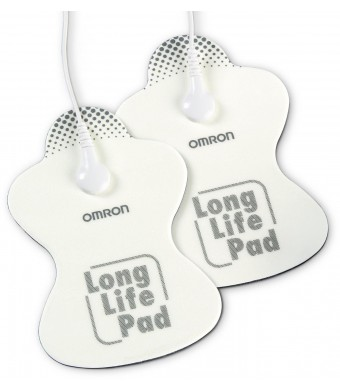 Omron Electrotherapy Long Life Pads, 2 Count