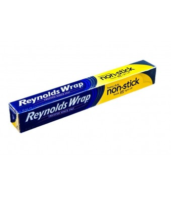 Reynolds Wrap Heavy Duty Non-stick Aluminum Foil - 35 sq ft
