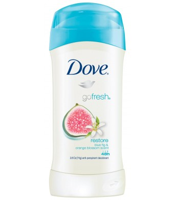 Dove go fresh Anti-Perspirant Deodorant, Restore 2.6 Ounces